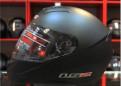 Мотошлем - LS2 FF352 Black Matt - хl, мотоботы для мотарда, Гостилицы
