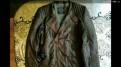 Куртка весна -осень кожа, бренды стильной мужской одежды