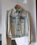 Магазин одежды 21 shop, джинсовая куртка zara