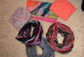 Снуд и шарфики