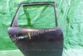 Citroen C4 Picasso 06-14г Дверь задняя правая, купить блок управления акпп мерседеса s класса а 0325453932
