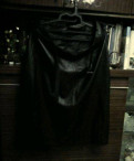 Юбка кожаная, зимняя одежда купить в интернет магазине