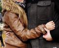 Купить мужскую одежду в розницу, кожаная коричневая куртка и туника 42р