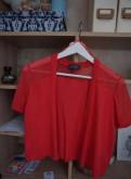 Летняя одежда в офис для мужчин, жакетик-болеро новый