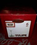 Набор фужеров для шампанского 190