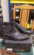 Мужские сапоги турция, ботинки туфли обувь Giampieronicola Италия оригина
