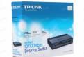 TP-link TL-SF1016D и DES-1016C Новый
