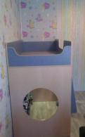 Кровать-чердак для ребенка 3-7 лет