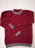 Свитер из Перу тонкий теплый свитер альпака шерсть, футболки с принтом krasar, Назия