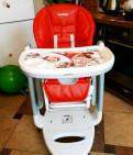 Новый стульчик peg perego tatamia