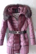 Пальто, платье в красную шотландскую клетку