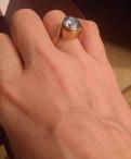 Золотые серьги и кольцо с топазом, Приморск
