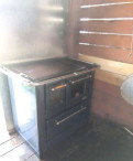 Печь плита