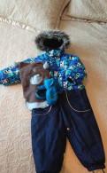 Зимний комбинезон+шлем+варежки, Тосно