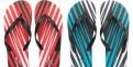Сланцы тапочки вьетнамки 43 Mad Wax синие красные, бутсы адидас немезис дёшево