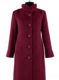 Пальто демисезонное, платья в стиле кэжуал серое трикотажное