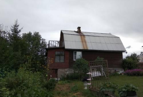 Дом 156 м² на участке 10 сот