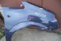 Крыло переднее правое Opel Meriva A / 03-10г, коробка автомат шевроле эпика