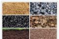 Песок, щебень, земля, грунт, отсев, опилки