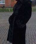 Шуба норковая стриженная, платья вечерние раздельные размер