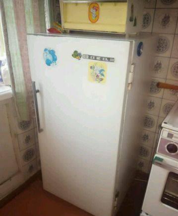 """Холодильник """"Ока"""" в хорошем состоянии б/у"""