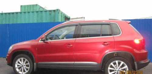 Volkswagen Tiguan, 2012, лада приора чили