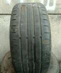 225/55R16 95W continental contiprcontact5, летние шины для фольксваген поло седан