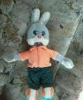 Заяц Степашка и кукла Маша