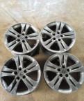 Диски колес фиат мареа бу, honda R18 оригинальный комплект