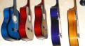 Гитары акустические, классические, укулеле