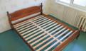 Двуспальная кровать из массива, Тихвин