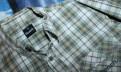 Брюки мужские зимние шерстяные, рубашка Bench. р-р М. оригинал
