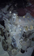 Двигатель Mazda 3 1, 6 (BL) Z6, сальник первичного вала волга газель коробка пятиступенчатая