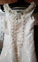 Вайлдберриз одежда больших размеров, свадебное платье
