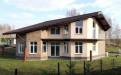 Дом 210 м² на участке 10 сот