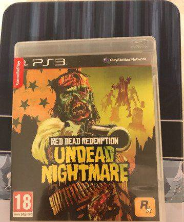 Игра на PS3 Red Dead Redemtion