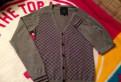 Кардиган Jeck Jones свитер кофта, пальто короткое мужское, Романовка
