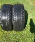 Продаю летние шины Nokian 235*55 R18. Без порезов, резина на калину хэтчбек цена, Санкт-Петербург