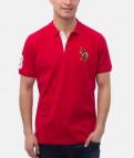 Новая футболка u.s.polo assn, интернет магазин домашней одежды