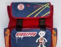 Рюкзак Gioseppo Испания красный/синий
