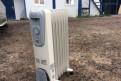 Электрический масляный радиатор, Санкт-Петербург
