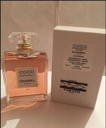 Chanel coco mademoiselle intense 100ml тестер