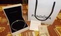 Новый серебряный браслет пандора (pandora )