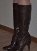 Гламурные туфли на высоком каблуке, сапоги осенние Nine West