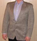 Джинсы мужские зауженные с мотней, evan-Picone пиджак