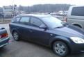 KIA cee'd, 2008, форд фокус 3 2012 год цена