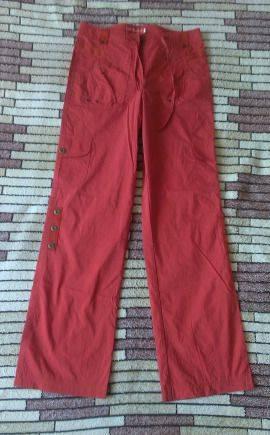 Дисконт одежды elis, летние брюки Mary Fine