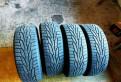 Продаю 4 шины зимние (липучка), шина на приору цена