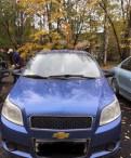 Chevrolet Aveo, 2008, лада калина 2 поколения, Тосно