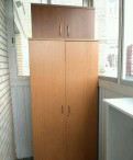 Шкаф с антресолью, Агалатово